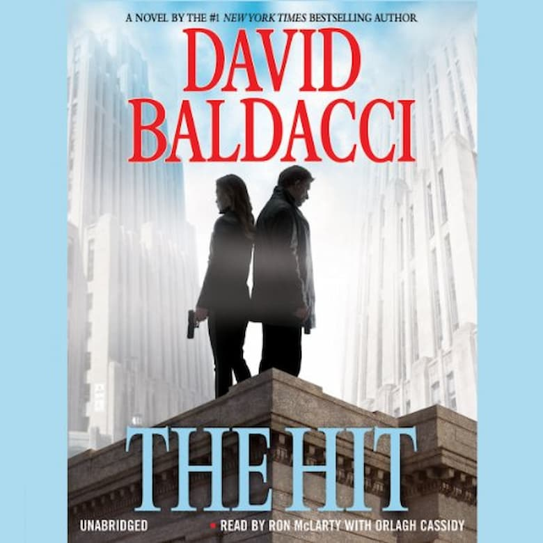The-Hit-Audiobook-Free-download-and-listen-by-David-Baldacci